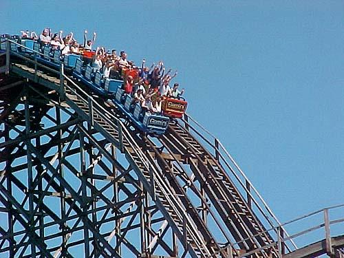 Gemeni Cedar Point