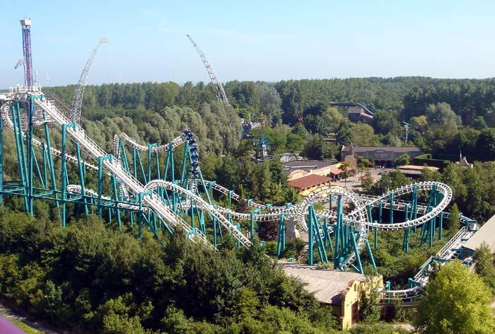 amusement park holland
