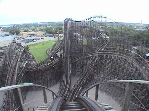 Weather And Bs I M Not A Roller Coaster Person Yes I Am
