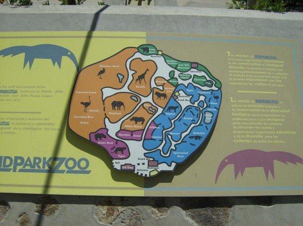 Reid Park Zoo Map Best Image Konpax 2018