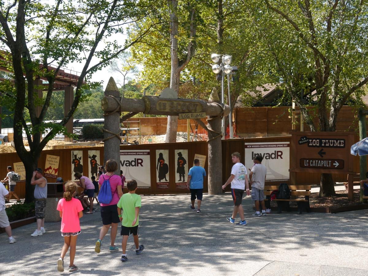 Busch Gardens Williamsburg (BGW BGE) Discussion Thread - Page 903 ...