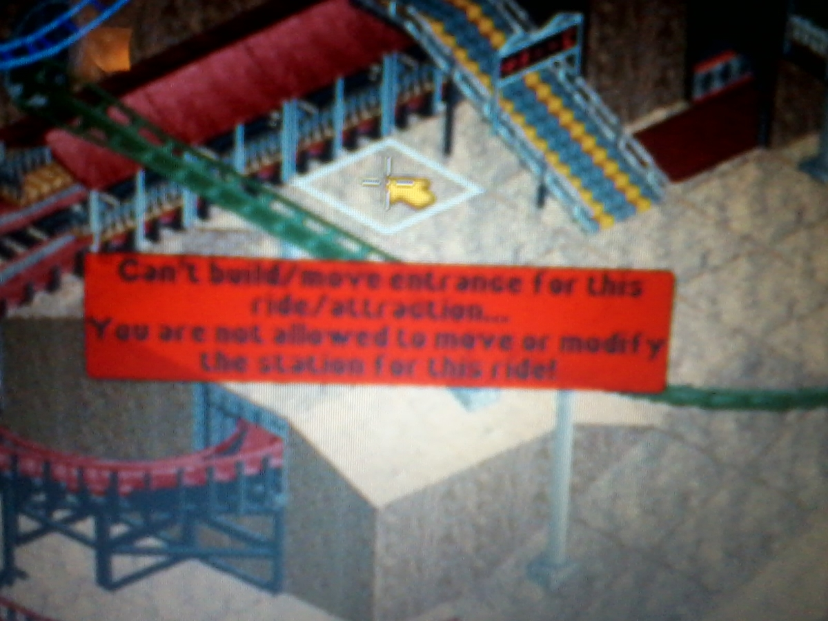 how to build water rides rct2