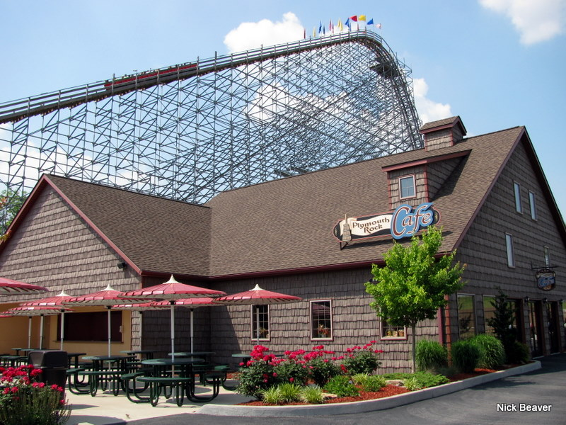 Plymouth Rock Cafe Holiday World