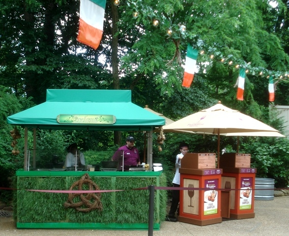 Theme Park Review • Photo TR: Busch Gardens Williamsburg Food and ...