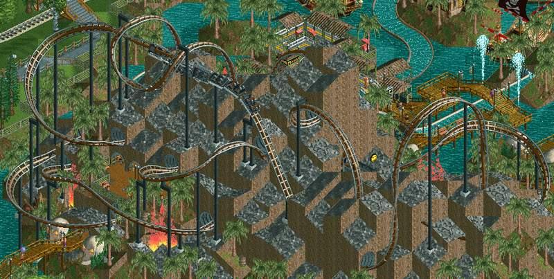 insideout coaster