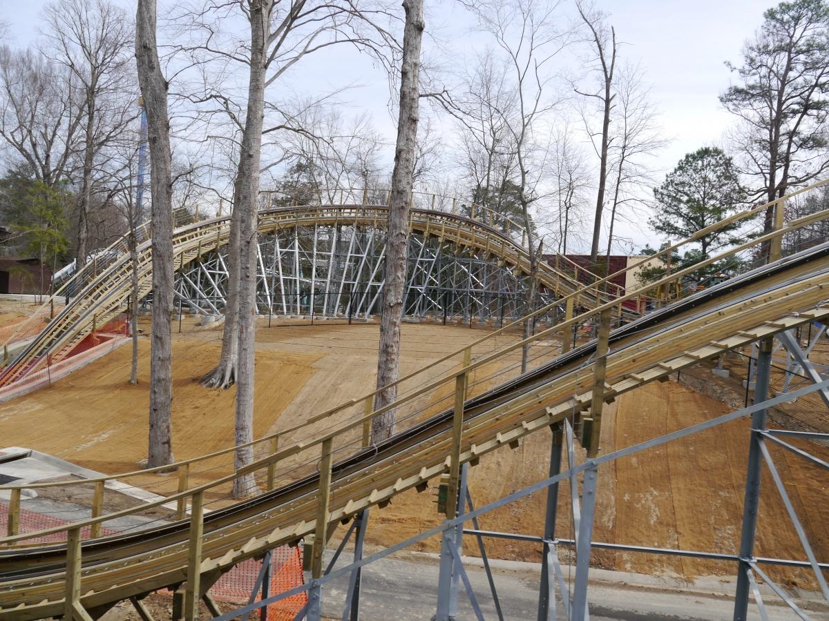 Old Fashioned Busch Gardens Williamsburg App Composition - Brown ...