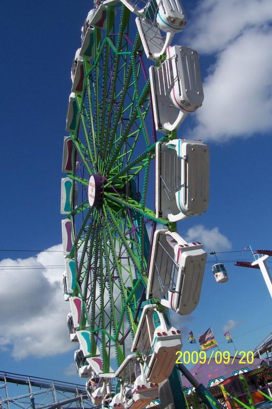 Puyallup Fairgrounds Western Washington State Fair