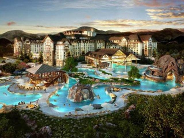 Theme Park Review News Gaylord Rockies Hotel Project To