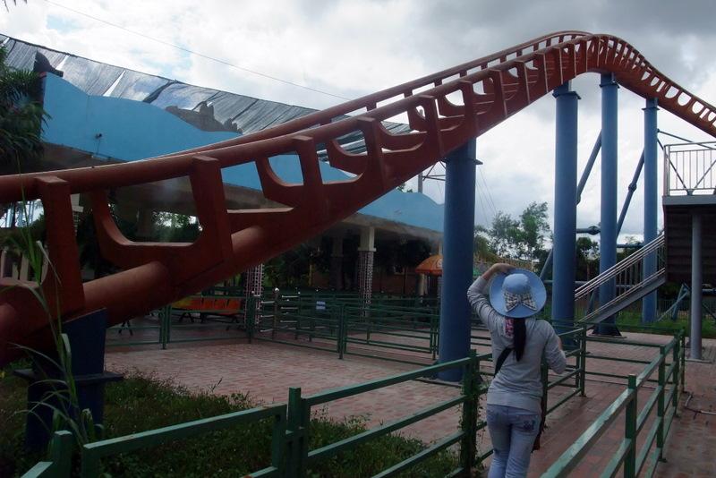 Theme Park Review • PTR-Theme Park w/in Dai Nam Complex Near