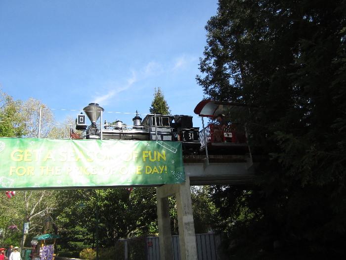 Photo Tr Gilroy Gardens 4 13 13 Theme Park Review