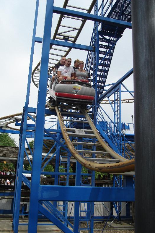 Disney Roller Coaster >> Hersheypark - Wild Mouse