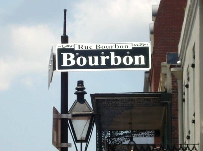 Photo tr new orleans theme park review for Bourbon street fish