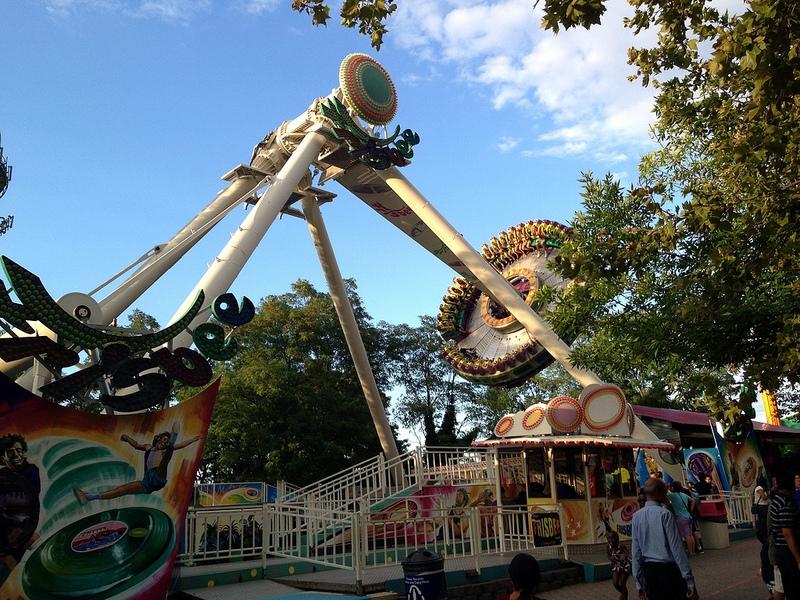 Theme Park Review Adventureland Long Island