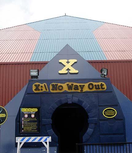 x no way out