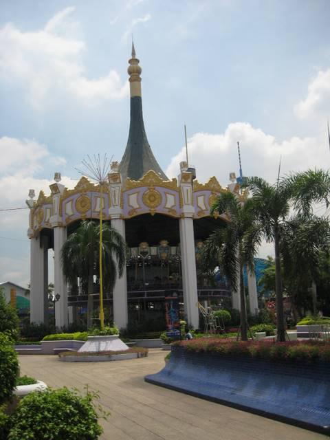 Siam Park City - Carousel