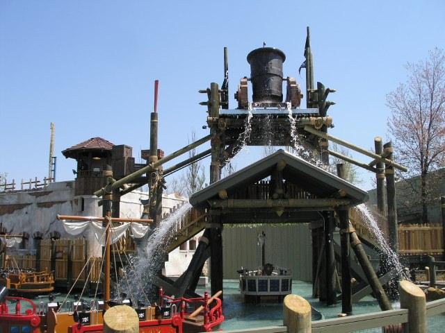 Buccaneer Battle à Six Flags Great America Bb_34_382