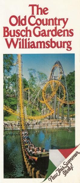 Legoland Amusement Park: Busch Gardens Williamsburg