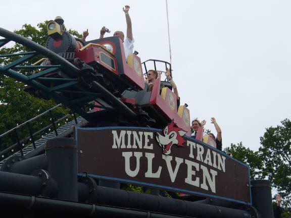 Mine Train Ulven