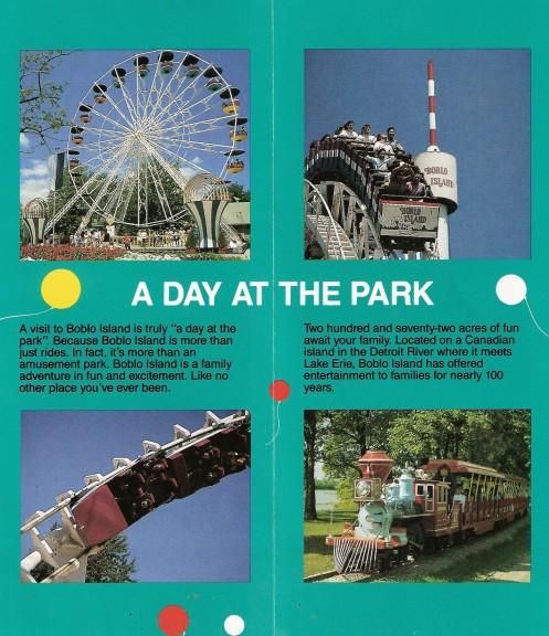 Amusement Parks, Detroit And