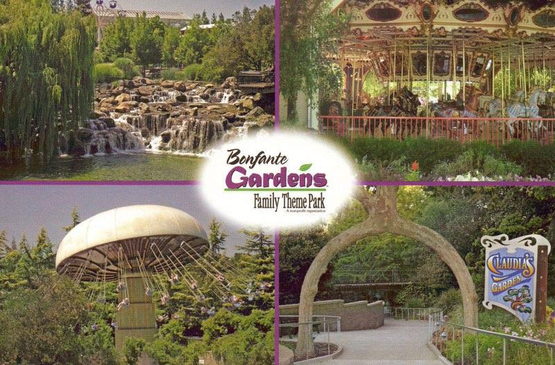 Gilroy Gardens Mark 39 S Postcard Paradise