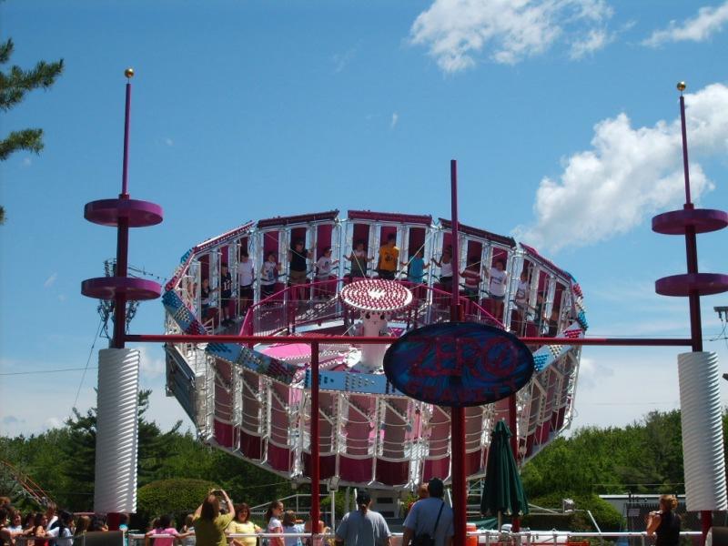 Zero Gravity Theme Park >> Canobie Lake Park Zero Gravity