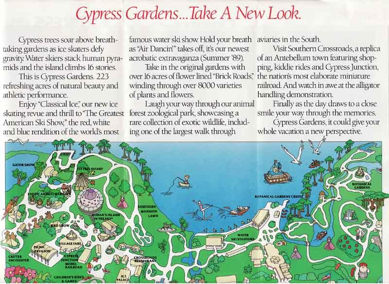 Theme Park Review Erics Brochure Kingdom The Return Page 5