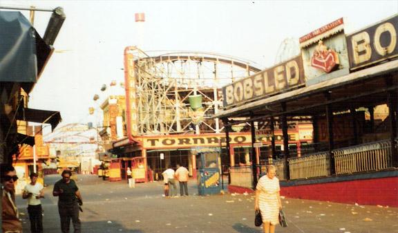Coney Island Comet