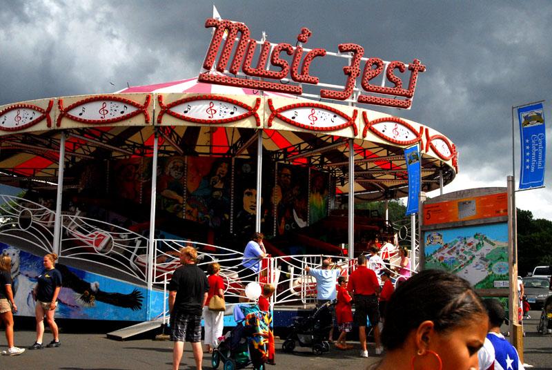 Quassy Amusement Park Music Fest
