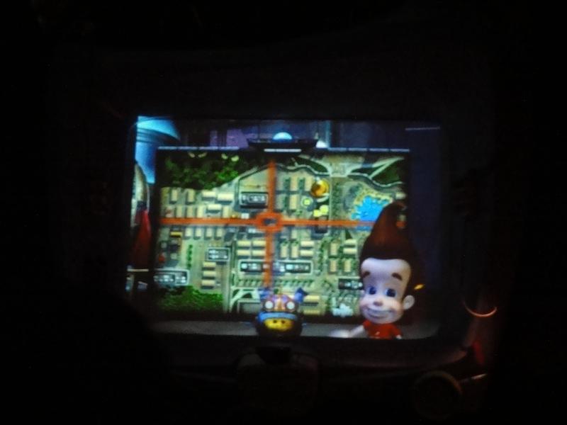 Universal Studios Orlando Jimmy Neutron S Nicktoon Blast