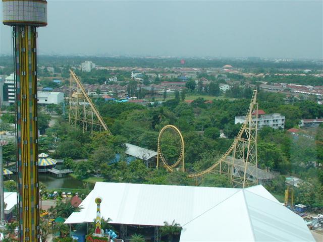 Siam Park City - Loop the Loop