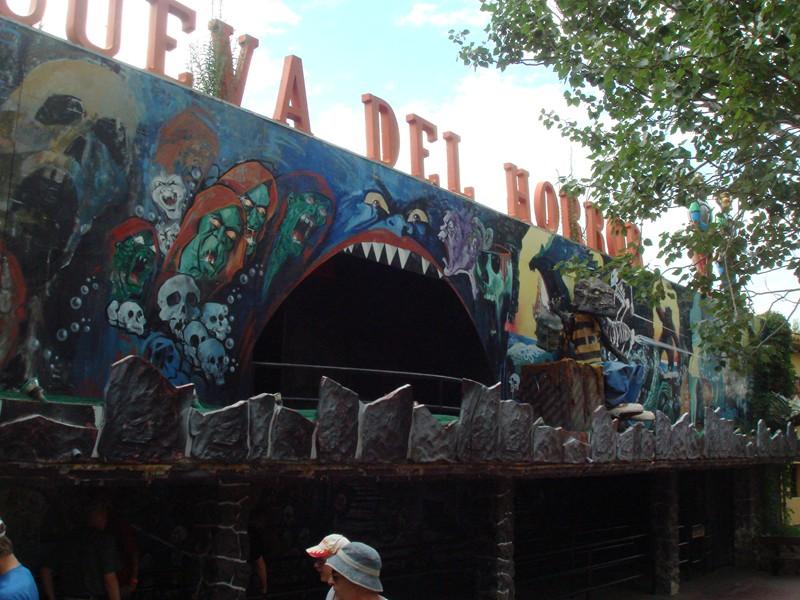 Parque de atracciones de zaragoza cueva del horror - Parque atracciones zaragoza ...
