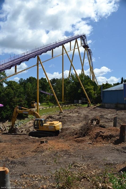 Busch Gardens Williamsburg Tempesto Coaster Premier Rides Pour 2015 Page 1 Forum