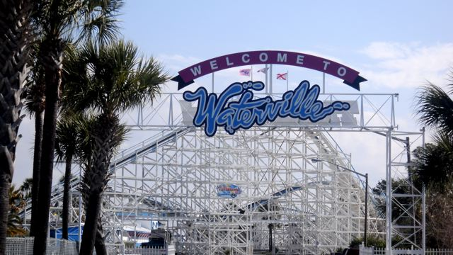 Photo TR: Waterville USA, Gulf Shores AL - Theme Park Review