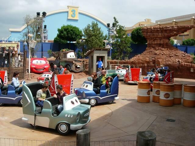 Photo Tr Disneyland Paris Resort S Toon Studio Theme Park Review