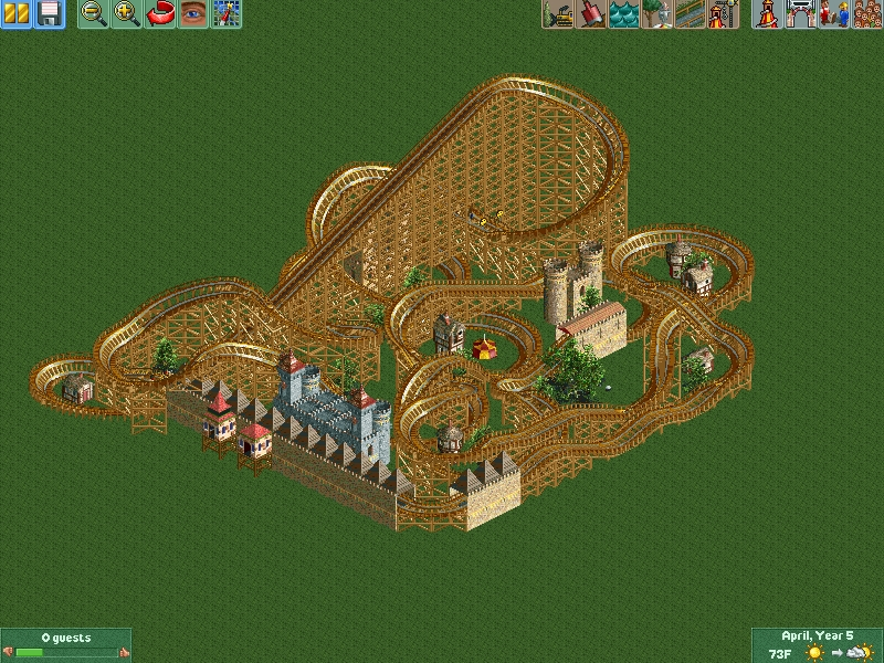 Theme Park Review • Custom Roller Coasters [RCT2] - Page 4