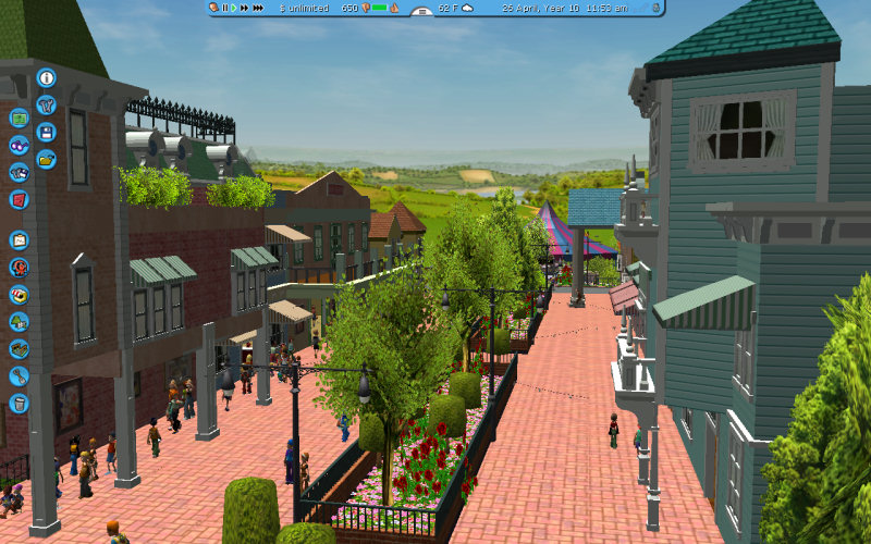 how to download rct3 parks