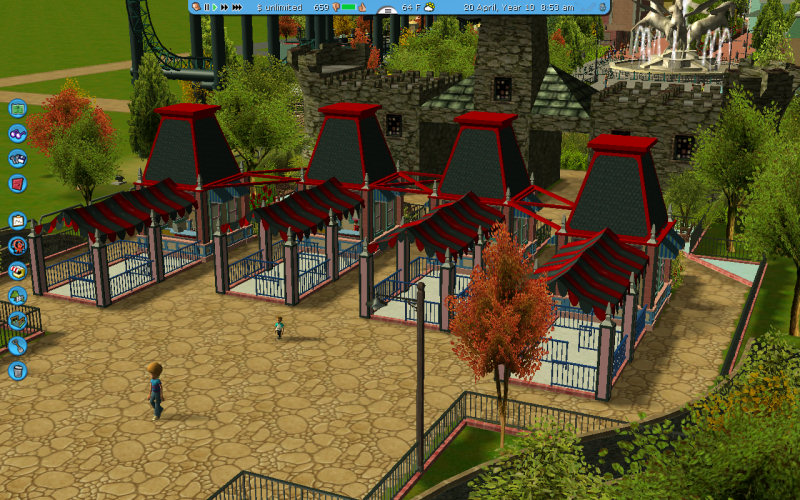 Theme Park Review • The Greeley Experience [RCT3] - Download