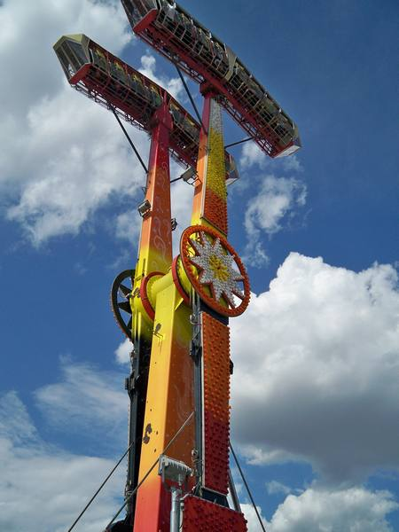 Image result for wisconsin state fair rides