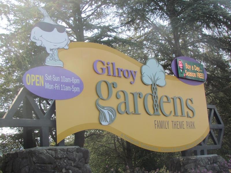 Gilroy Gardens Family Theme Park Coasterpoll