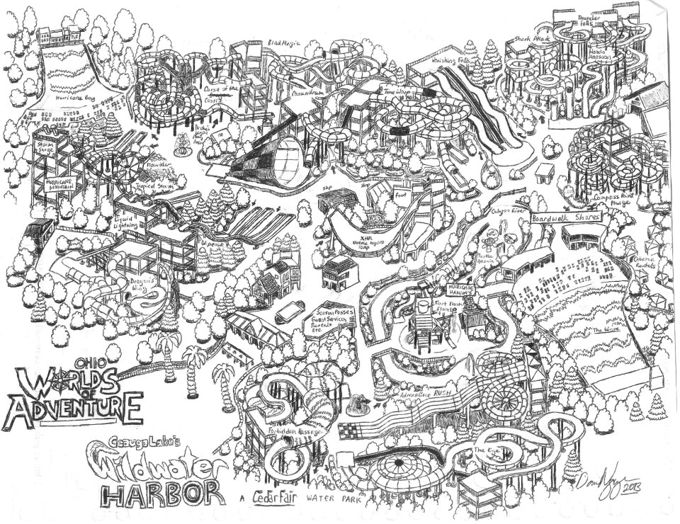 TPR and Theme Park Artwork Page 63 Theme Park Review