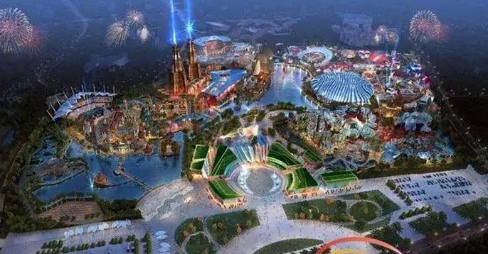 Theme Park Review Global 100 Theme Park Construction