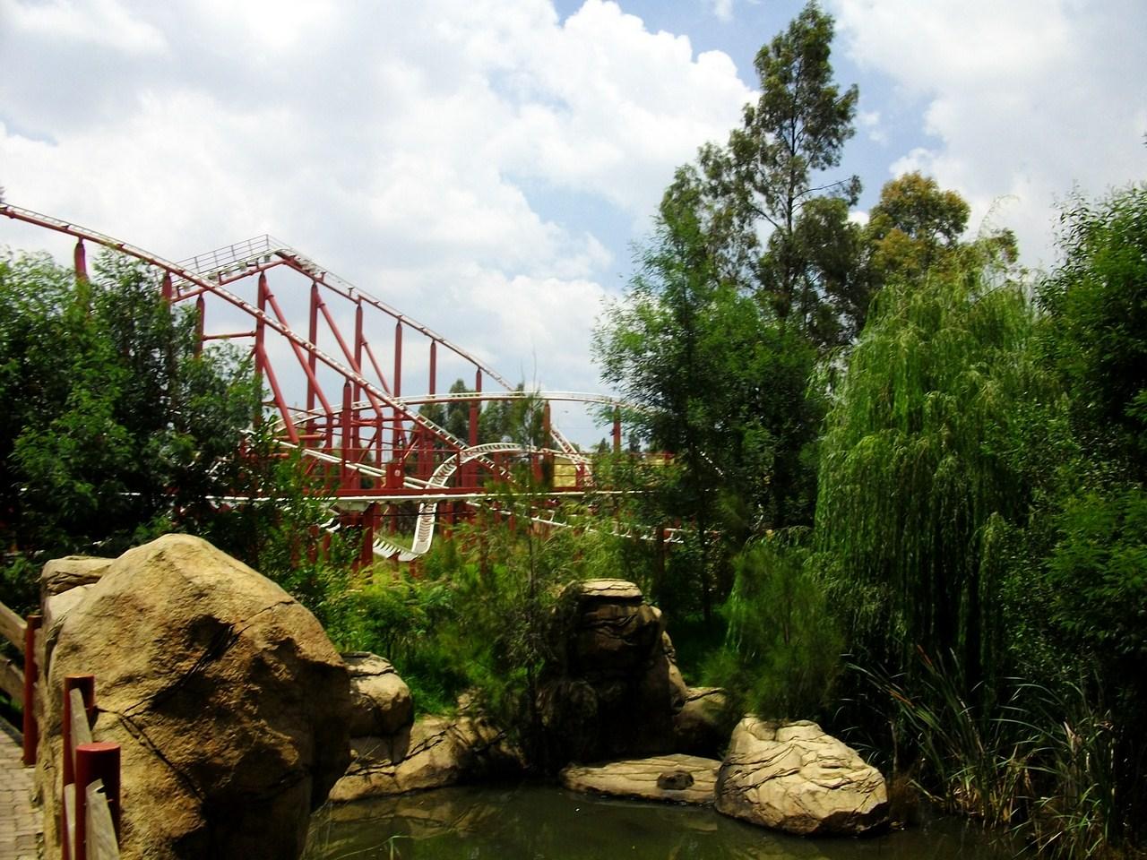 Re: Gold Reef City Theme Park