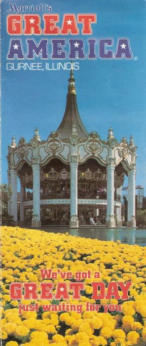 Six Flags Great America 1979 Marriott S Great America