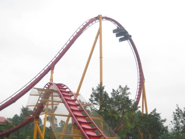 Rollercoasters, Advanced Ridiculousness, and You! Quadratic Function In Real Life Situation