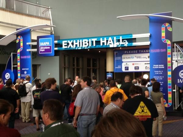 Theme Park Review • IAAPA 2012 Trade Show - TPR's Official Report!