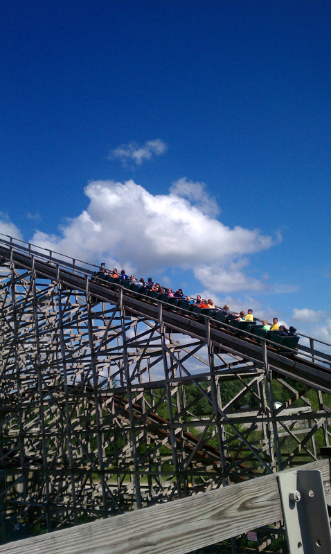 how to say go on rides theme park in japanese