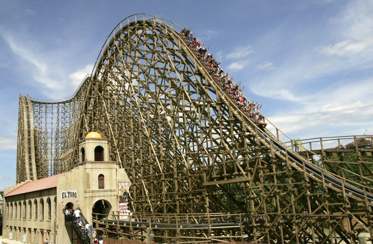 Theme Park Review • What is your favorite Roller Coaster? - Page 83