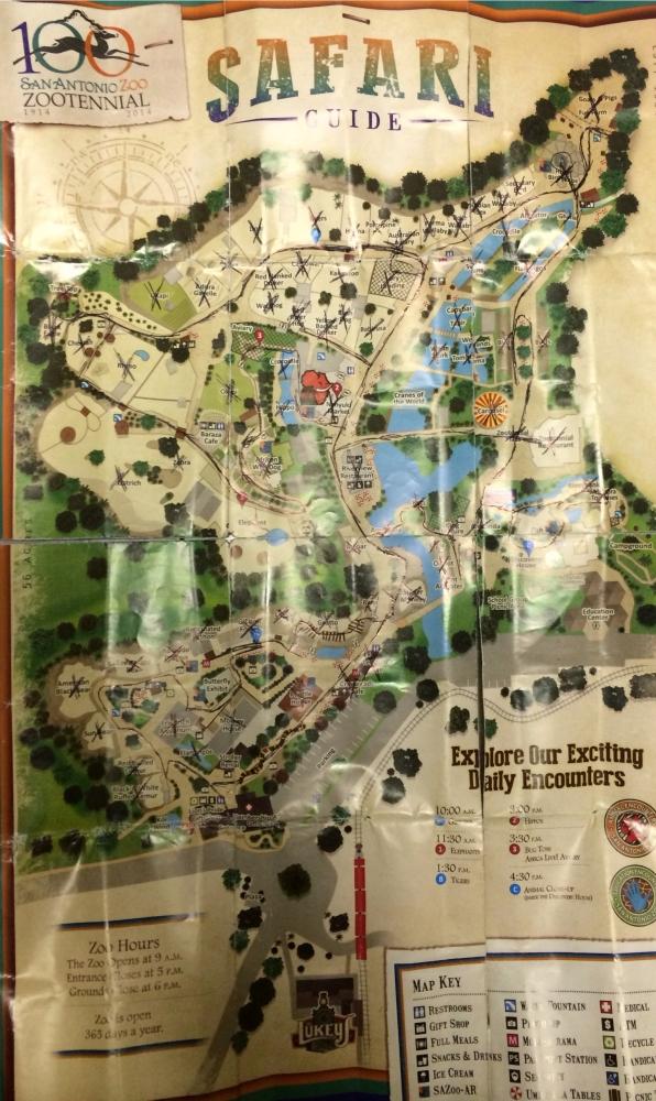 Theme Park Review • Chris Spends Spring Break in San Antonio + Galveston