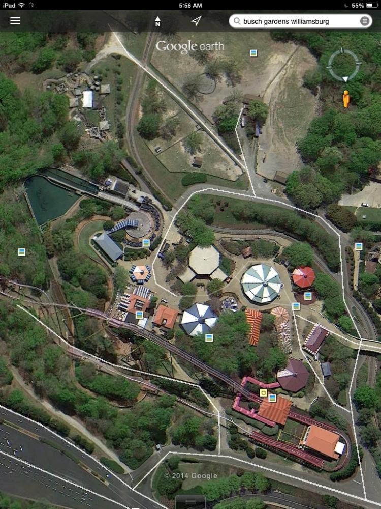 Busch Gardens Williamsburg BGW BGE Discussion Thread Page 643