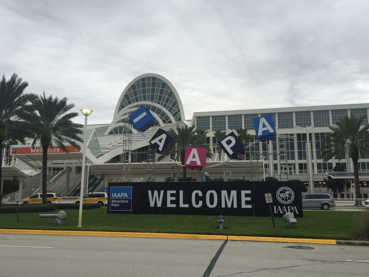 The international association of amusement parks and attractions (iaapa)